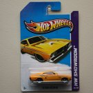 Hot Wheels 2013 HW Showroom '73 Ford Falcon XB (yellow)