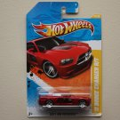 Hot Wheels 2011 HW Premiere '11 Dodge Charger R/T (red)