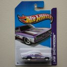 Hot Wheels 2013 HW Showroom '68 Plymouth Barracuda Formula S (purple)