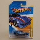 Hot Wheels 2012 HW Premiere Mazda RX-7 (blue)