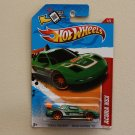 Hot Wheels 2012 Thrill Racers Race Course Acura NSX (green)
