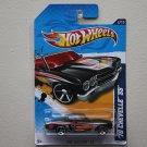 Hot Wheels 2012 HW Racing '70 Chevelle SS (black)