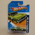 Hot Wheels 2012 Muscle Mania GM '67 Chevelle SS 396 (green)