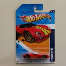 Hot Wheels 2012 Faster Than Ever Ford GTX1 (red)
