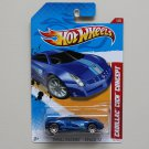 Hot Wheels 2012 Thrill Racers Space Cadillac Cien Concept (blue)