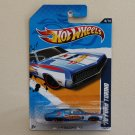 Hot Wheels 2012 HW Racing '70 Ford Torino (blue)