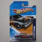 Hot Wheels 2012 HW Racing '71 Dodge Demon (black)