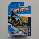 Hot Wheels 2012 HW City Works Bad Bagger (turquoise)