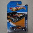 Hot Wheels 2012 HW Racing '67 Pontiac GTO (black)