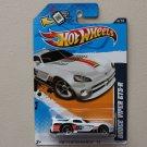 Hot Wheels 2012 HW Performance Dodge Viper GTS-R (white)