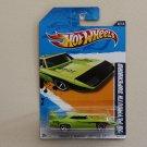 Hot Wheels 2012 Muscle Mania Mopar '70 Plymouth Superbird (green)