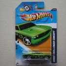 Hot Wheels 2012 Heat Fleet Dodge Challenger Concept (green)