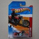 Hot Wheels 2012 Thrill Racers Volcano Blast Lane (red)