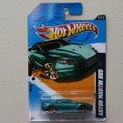 Hot Wheels 2012 Faster Than Ever Aston Martin DBS (teal)