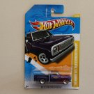 Hot Wheels 2012 HW Premiere '78 Dodge Li'l Red Express Pickup (purple)