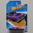 Hot Wheels 2012 Muscle Mania Mopar '69 Dodge Coronet Super Bee (purple)