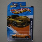 Hot Wheels 2012 HW All Stars Lamborghini Estoque (yellow - Walmart Excl. Redline)
