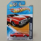 Hot Wheels 2012 Muscle Mania Mopar '71 Dodge Charger (red)