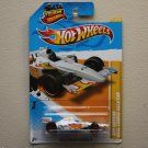 Hot Wheels 2012 New Models 2011 Indycar Oval Course Race Car (white)