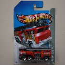 Hot Wheels 2013 HW City 5 Alarm (red)