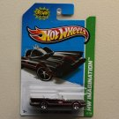 Hot Wheels 2013 HW Imagination Classic TV Series Batmobile