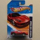 Hot Wheels 2012 HW All Stars Ferrari 458 Italia (red)