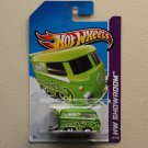 Hot Wheels 2013 HW Showroom Volkswagen Kool Kombi (green) (see condition)