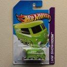 Hot Wheels 2013 HW Showroom Volkswagen Kool Kombi (green) (see condition)