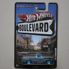 Hot Wheels Boulevard Case K '63 Studebaker