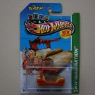 Hot Wheels 2013 HW Imagination The Flintstones Flintmobile