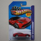 Hot Wheels 2013 HW Showroom Ferrari F12 Berlinetta (red)