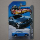 Hot Wheels 2013 HW Showroom BMW M3 (blue)