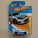 Hot Wheels 2012 New Models Ford Falcon Race Car (white)