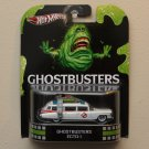 Hot Wheels 2013 Retro Entertainment Ghostbusters ECTO-1