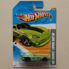 Hot Wheels 2012 HW Code Cars '06 Dodge Viper SRT10 (green)