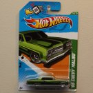 Hot Wheels 2012 Treasure Hunts '65 Chevy Malibu