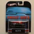 Hot Wheels 2013 Retro Entertainment K.I.T.T. Knight Rider