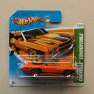 Hot Wheels 2012 Treasure Hunts &#39;70 Chevy Chevelle Convertible