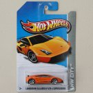 Hot Wheels 2013 HW City Lamborghini Gallardo LP 570-4 Superleggera (orange)