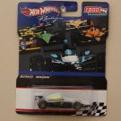 Hot Wheels Racing 2012 IZOD (Indycar Series) Lotus Indy 500 Oval Race Car