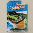 Hot Wheels 2012 Treasure Hunts '65 Chevy Malibu