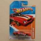 Hot Wheels 2011 Track Stars Camaro Z28 (orange)