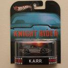 Hot Wheels 2013 Retro Entertainment K.A.R.R. (Knight Rider)