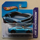 Hot Wheels 2013 HW Showroom 2013 Hot Wheels Chevy Camaro Special Edition (blue)