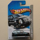 Hot Wheels 2013 HW City '07 Cadillac Escalade (black)