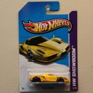 Hot Wheels 2013 HW Showroom Enzo Ferrari (yellow)