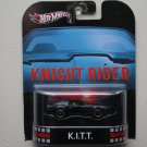 Hot Wheels 2013 Retro Entertainment Knight Rider K.I.T.T.
