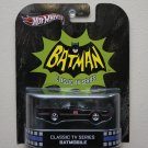 Hot Wheels 2013 Retro Entertainment Batman Classic TV Series Batmobile