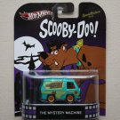 Hot Wheels 2013 Retro Entertainment Scooby Doo The Mystery Machine