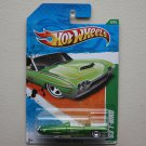 Hot Wheels 2011 Treasure Hunts '63 T-Bird (Super Treasure Hunt)